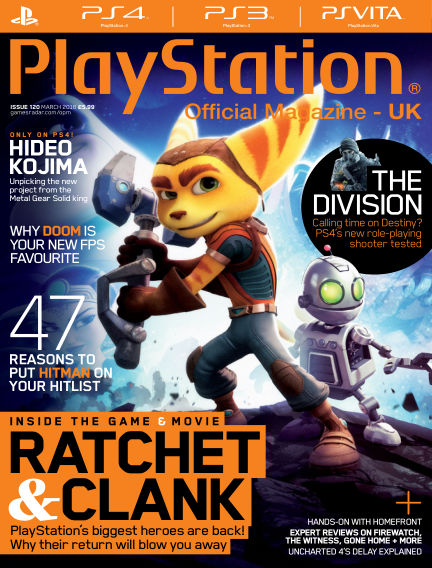 PlayStation Official Magazine (UK) February 11, 2016 00:00
