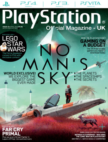 PlayStation Official Magazine (UK) March 08, 2016 00:00