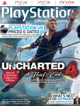 PlayStation Official Magazine (UK) May 2016