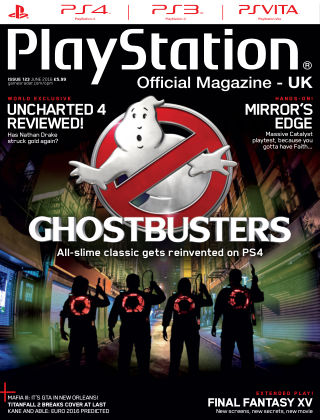PlayStation Official Magazine (UK) June 2016