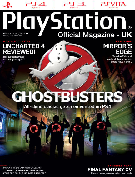 PlayStation Official Magazine (UK) May 10, 2016 00:00