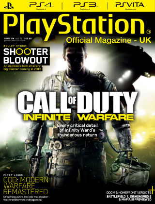 PlayStation Official Magazine (UK) July 2016