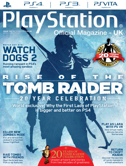 PlayStation Official Magazine (UK) August 02, 2016 00:00