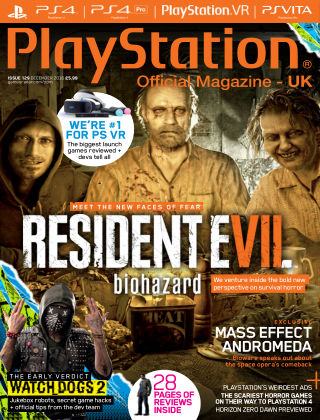 PlayStation Official Magazine (UK) December 2016