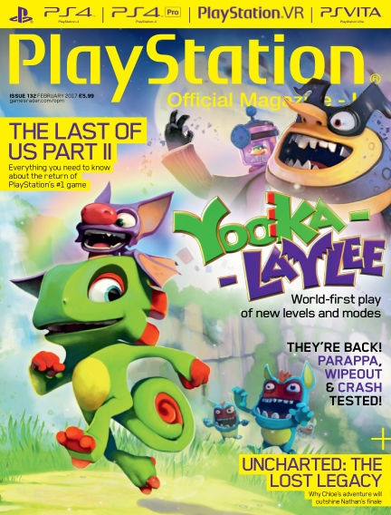 PlayStation Official Magazine (UK) January 17, 2017 00:00