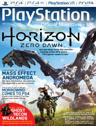 PlayStation Official Magazine (UK) March 2017