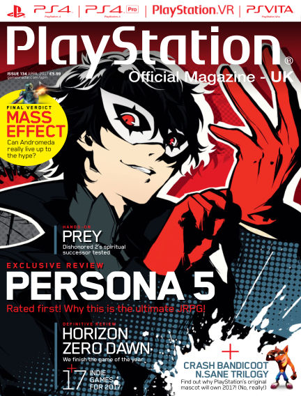 PlayStation Official Magazine (UK) March 14, 2017 00:00