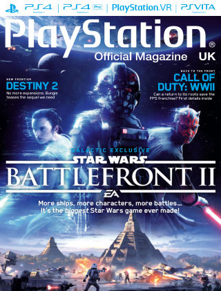 PlayStation Official Magazine (UK) Jun 2017