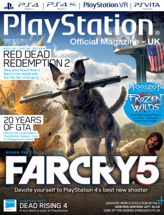 PlayStation Official Magazine (UK) Dec 2017