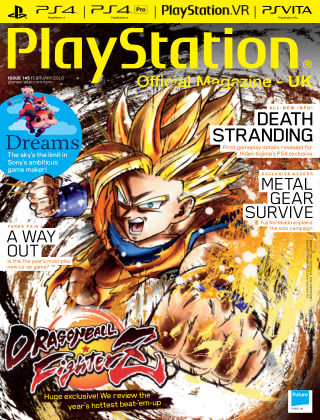 PlayStation Official Magazine (UK) February 2018