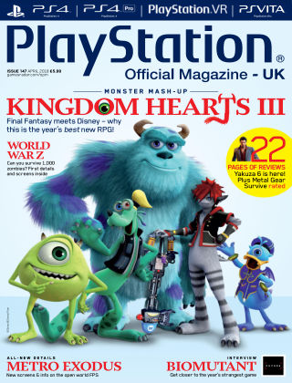 PlayStation Official Magazine (UK) Apr 2018