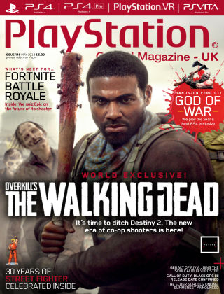 PlayStation Official Magazine (UK) May 2018