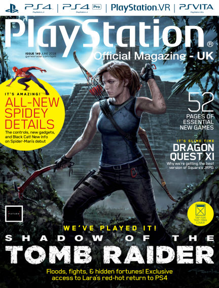 PlayStation Official Magazine (UK) May 08, 2018 00:00