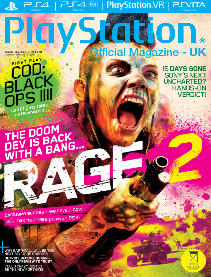 PlayStation Official Magazine (UK) June 05, 2018 00:00