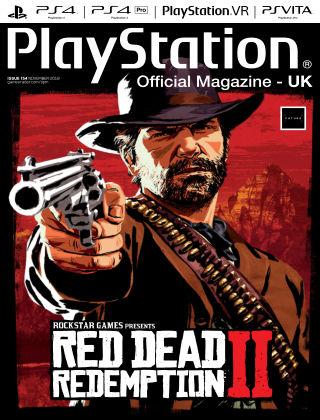 PlayStation Official Magazine (UK) Nov 2018