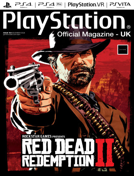 PlayStation Official Magazine (UK) September 25, 2018 00:00