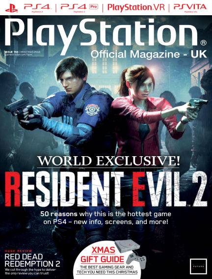 PlayStation Official Magazine (UK) November 20, 2018 00:00