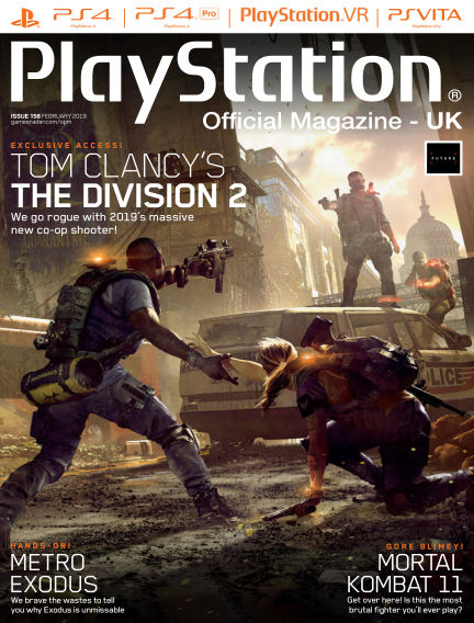PlayStation Official Magazine (UK) January 24, 2019 00:00