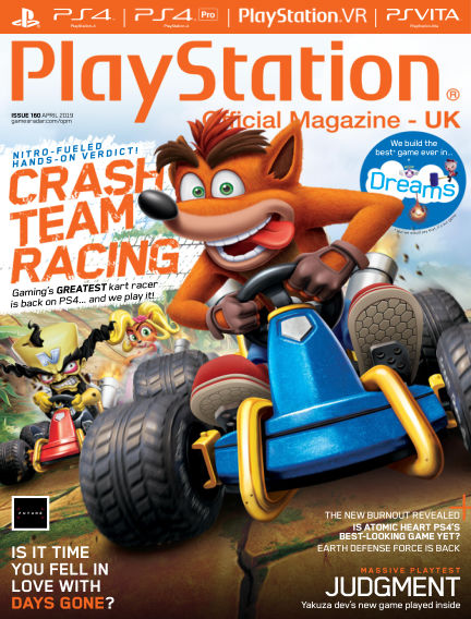 PlayStation Official Magazine (UK) March 12, 2019 00:00