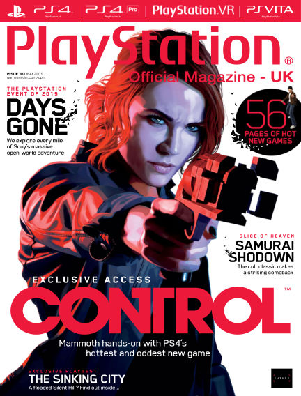 PlayStation Official Magazine (UK) April 09, 2019 00:00