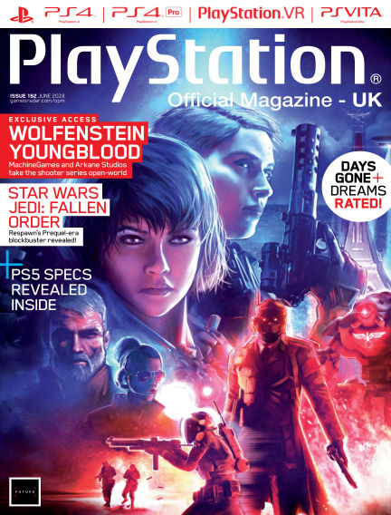PlayStation Official Magazine (UK) May 07, 2019 00:00