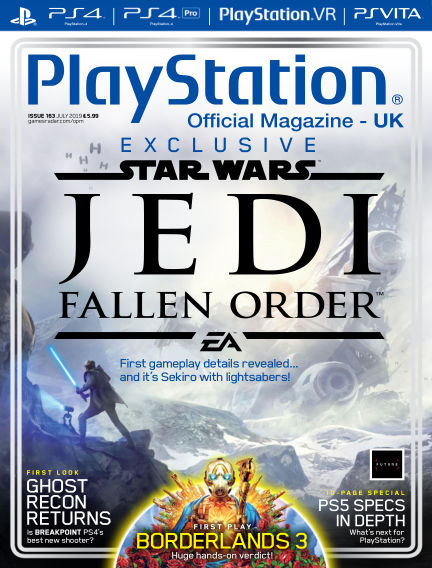 PlayStation Official Magazine (UK) June 04, 2019 00:00