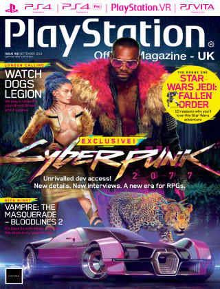 PlayStation Official Magazine (UK) Sep 2019