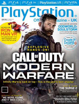 PlayStation Official Magazine (UK) Oct 2019
