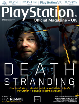 PlayStation Official Magazine (UK) Nov 2019
