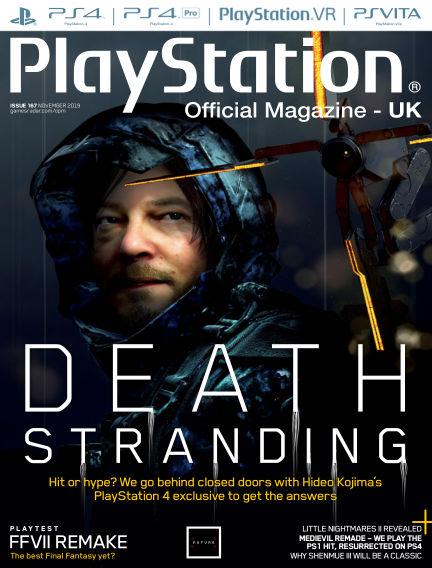 PlayStation Official Magazine (UK) September 24, 2019 00:00