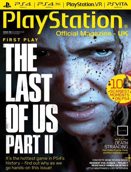 PlayStation Official Magazine (UK) October 22, 2019 00:00