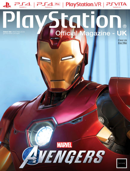 PlayStation Official Magazine (UK) November 19, 2019 00:00