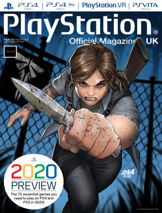 PlayStation Official Magazine (UK) Jan 2020