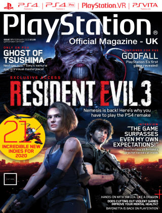 PlayStation Official Magazine (UK) Feb 2020