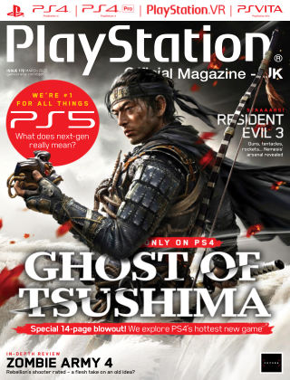 PlayStation Official Magazine (UK) Mar 2020