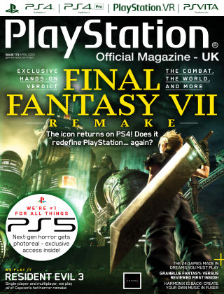 PlayStation Official Magazine (UK) Apr 2020