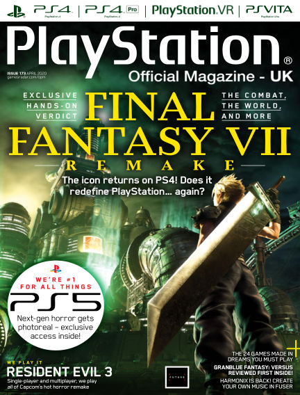 PlayStation Official Magazine (UK) March 11, 2020 00:00