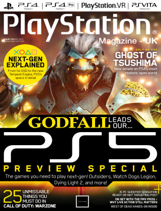 PlayStation Official Magazine (UK) May 2020