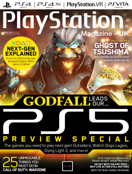 PlayStation Official Magazine (UK) April 07, 2020 00:00