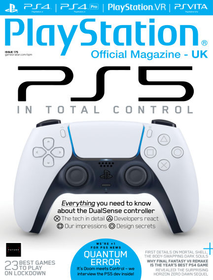 PlayStation Official Magazine (UK) May 05, 2020 00:00