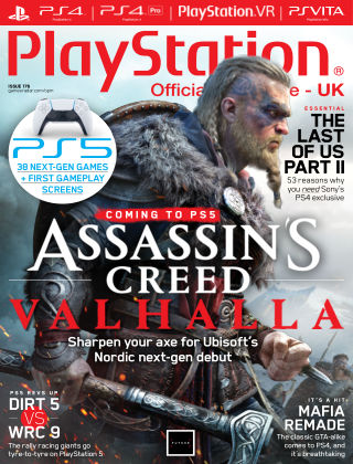 PlayStation Official Magazine (UK) July 2020