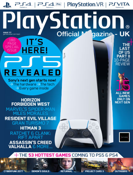 PlayStation Official Magazine (UK) June 30, 2020 00:00