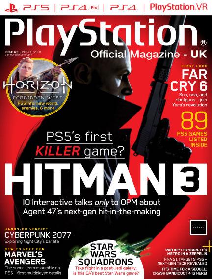 PlayStation Official Magazine (UK) July 28, 2020 00:00