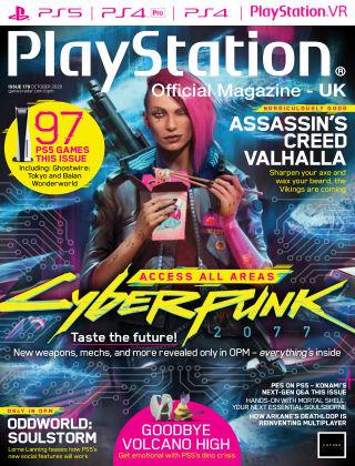 PlayStation Official Magazine (UK) October 2020