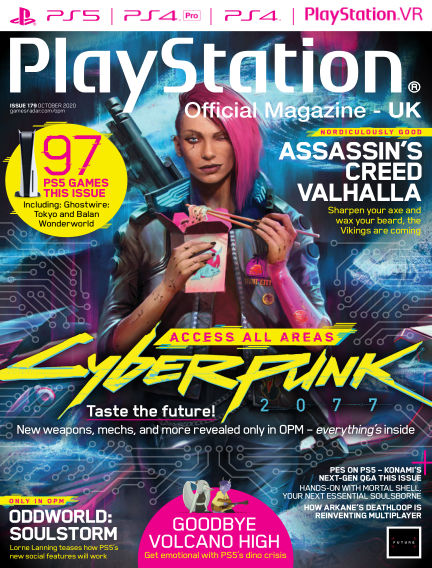 PlayStation Official Magazine (UK) August 25, 2020 00:00