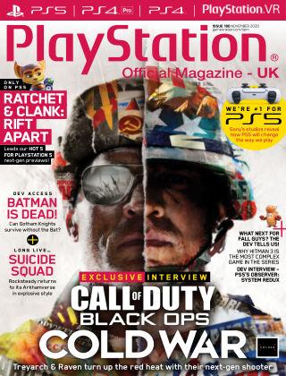 PlayStation Official Magazine (UK) November 2020