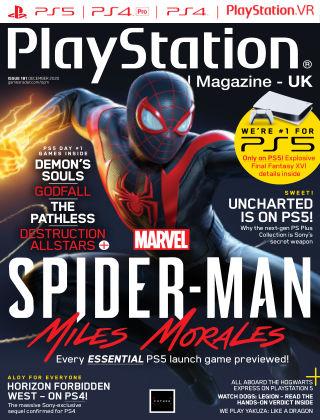 PlayStation Official Magazine (UK) December 2020