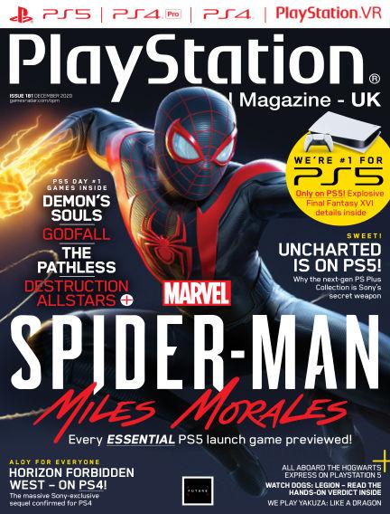 PlayStation Official Magazine (UK) October 20, 2020 00:00