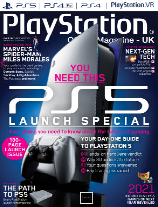 PlayStation Official Magazine (UK) Xmas 2020