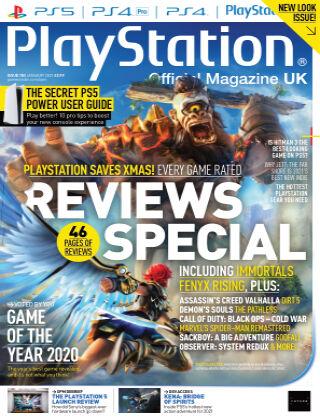 PlayStation Official Magazine (UK) January 2021